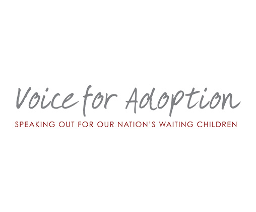 Voice for Adoption Logo