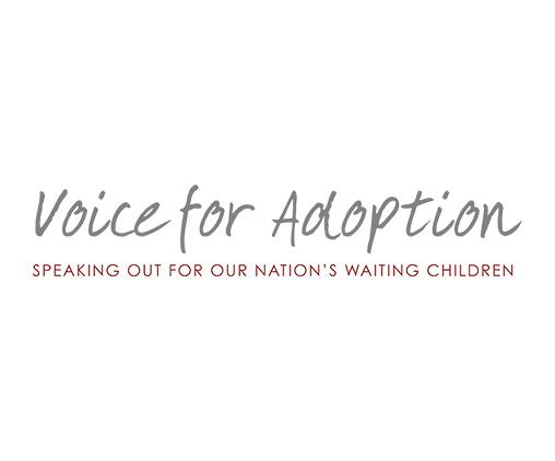 Voice for Adoption Logo